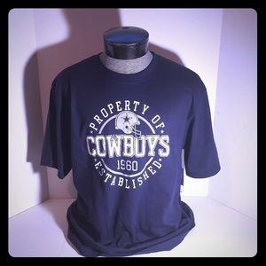 NWT Men's Dallas Cowboys T-shirt